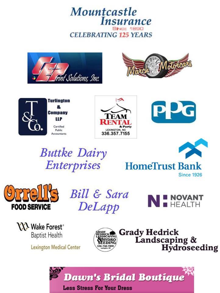 Derby Sponsors