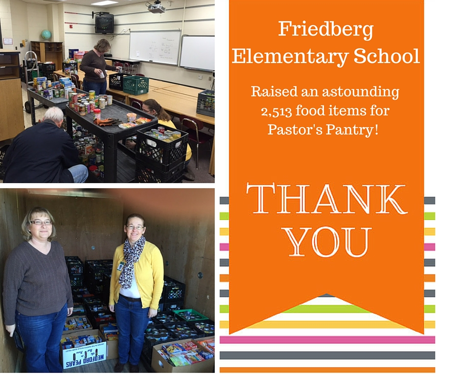 FriedbergElementary School Thank you